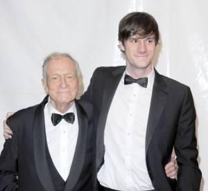 Playboy : Hugh Hefner confie son empire a son fils de 21 ans