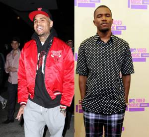 Chris Brown VS Frank Ocean : le chanteur toujours aussi violent