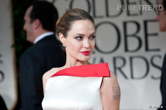 Angelina Jolie, un nouveau bébé ? Un futur mariage ?