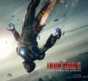 Iron Man 3 : la nouvelle affiche choc avec Robert Downey Jr