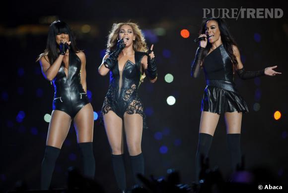 Etait-ce le retour des Destiny's Child ou une façon pour Beyoncé de se mettre en avant ?