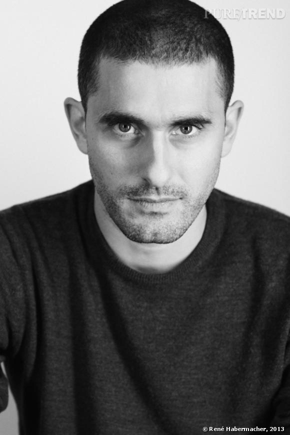 Felipe Oliveira Baptista , président du jury du 28ème Festival de Hyères.