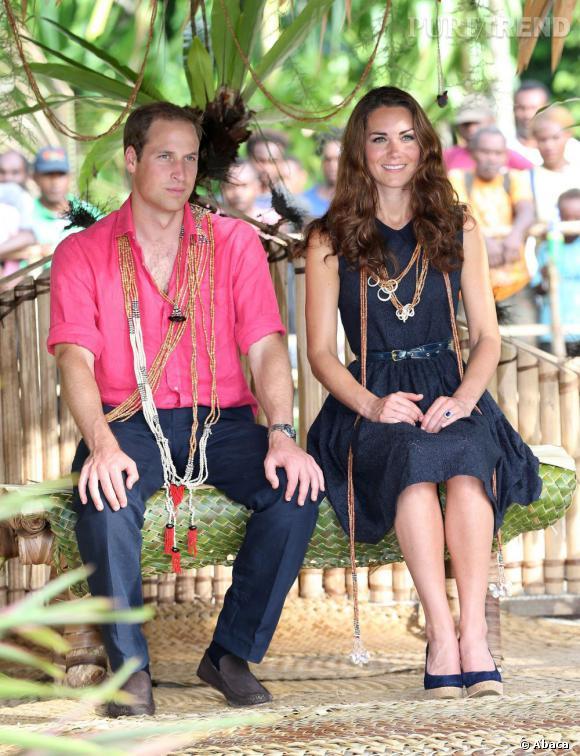 Kate Middleton en vacances avec le Prince William sur l'île Moustique ? C'est en tous cas ce que rapporte le tabloid le Sun.