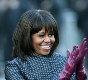 Michelle Obama : Que cache sa frange ?