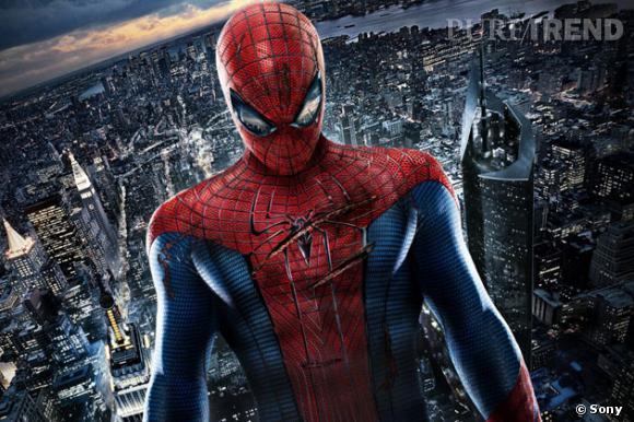 """Le tournage de """"The Amazing Spider-Man 2"""" vient de commencer avec Andrew Garfield, Emma Stone, Shailene Woodley, Jamie Foxx et Paul Giamatti..."""