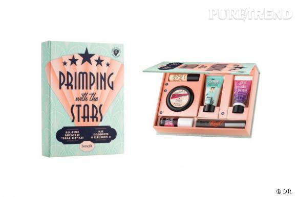 """Kit """"Primping with de stars"""" de Benefit, 34 € (chez Sephora)"""