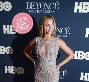 Beyonce, Life is but a dream : strass et transparence a la premiere du documentaire HBO