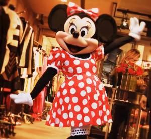 Alber Elbaz crée une robe sur-mesure pour Minnie