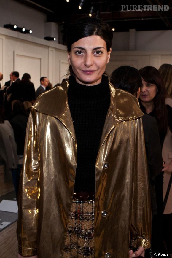 Giovanna Battaglia chez Reed Krakoff