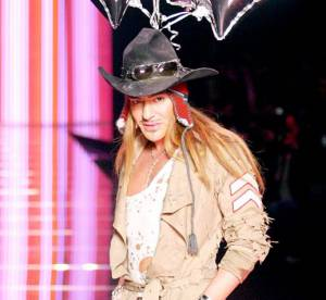 John Galliano, professeur de mode a Paris ?