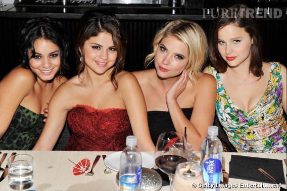 """Spring Breakers"" : Vanessa Hudgens, Selena Gomez, Ashley Benson et Rachel Korine promettent une promotion sexy."
