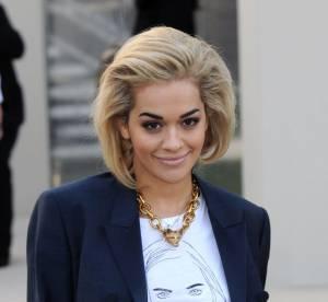 Rita Ora, meconnaissable avec sa nouvelle coupe de cheveux !