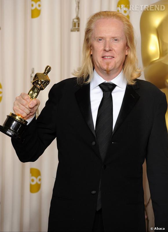 """Paul N.J. Ottosson, meilleur montage son pour """"Zero Dark Thirty"""" également remporté par """"Skyfall""""."""