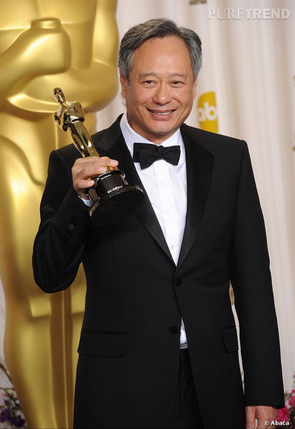 """Ang Lee Oscar du meilleur réalisateur pour """"L'odyssée de Pi""""."""