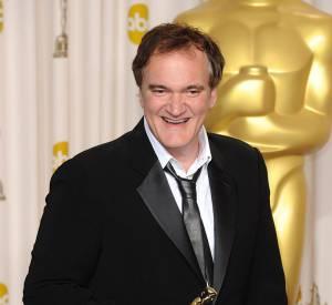 """Quentin Tarantino, meilleur scénario original pour """"Django Unchained"""""""