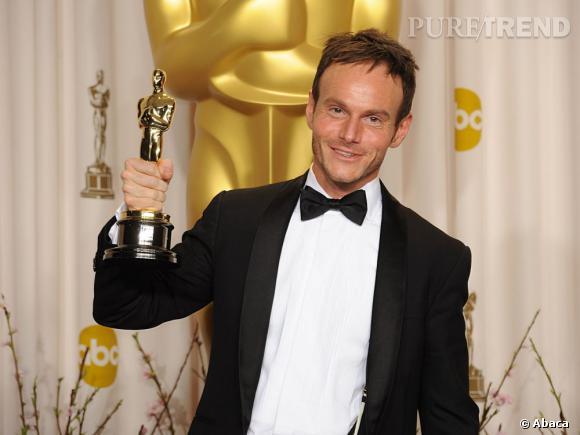 """Chris Terrio, meilleure adaptation pour """"Argo""""."""