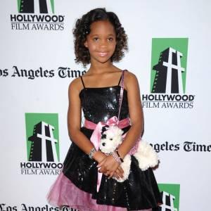Quvenzhane Wallis a lancé une nouvelle mode chez les moins de 10 ans.