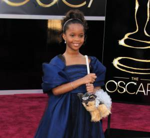 Quvenzhane Wallis : ses sacs chien, nouveaux it-bags a Hollywood