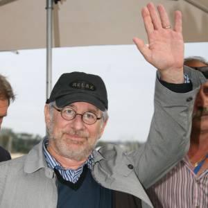 """Steven Spielberg avait présenté """"Indiana Jones et le royaume du crâne de cristal"""" lors du 61ème Festival de Cannes."""