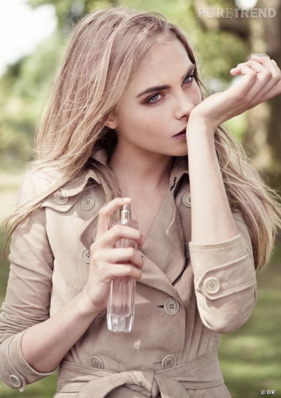 Le Tender Visage Nouveau Delevingne Parfum Du Burberry Body Cara Est dsQtrChxB