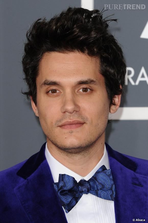 John Mayer est à 6,22. C'est peut-être pour cela qu'autant de stars ont craqué pour lui.