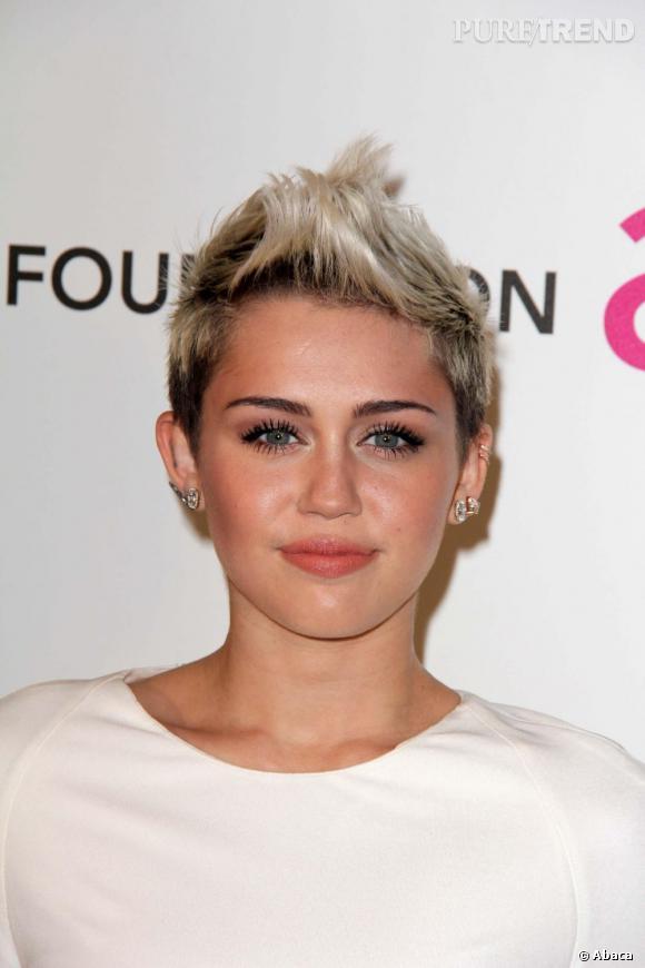 Miley Cyrus est en bonne place avec 7,36.