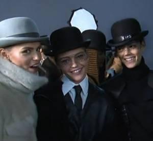 Freja Beha et Natasha Poly : la vraie vie des ''Filles en Vogue'' sur Paris Premiere