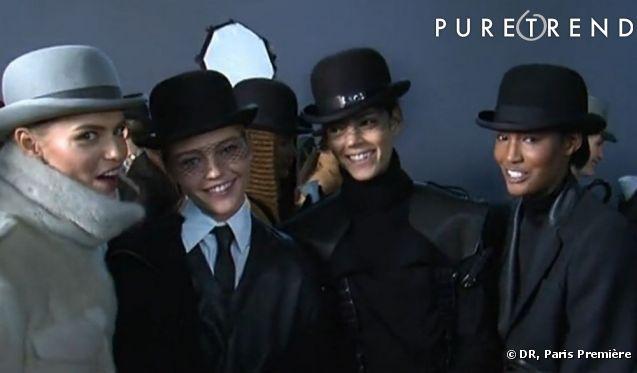 Extrait du documentaire Les Filles en Vogue diffusé demain soir dès 23h45 sur Paris Première avec Natasha Poly ,  Sasha Pivovarova ,  Freja Beha ,  Erichsen , Constance Jablonski et Sessilee Lopez.