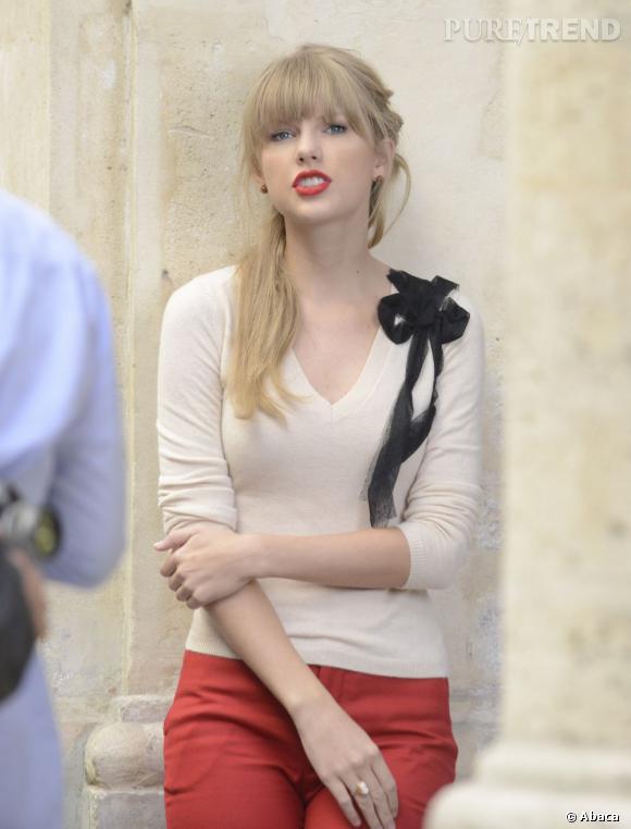 Taylor Swift règle ses comptes avec Tina Fey et Amy Poehler dans son interview pour Vanity Fair.