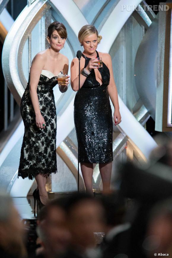 Tina Fey et Amy Poehler s'étaient moquées de Taylor lors de la cérémonie des Golden Globes 2013.