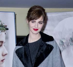 Louise Bourgoin : l'hiver lui va bien a la premiere de La Religieuse