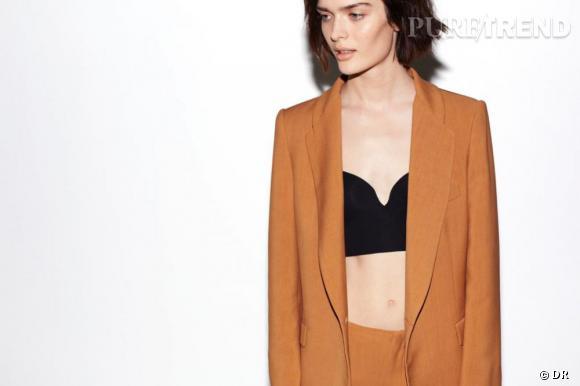 Zara collection Printemps 2013 : silhouettes coups de coeur