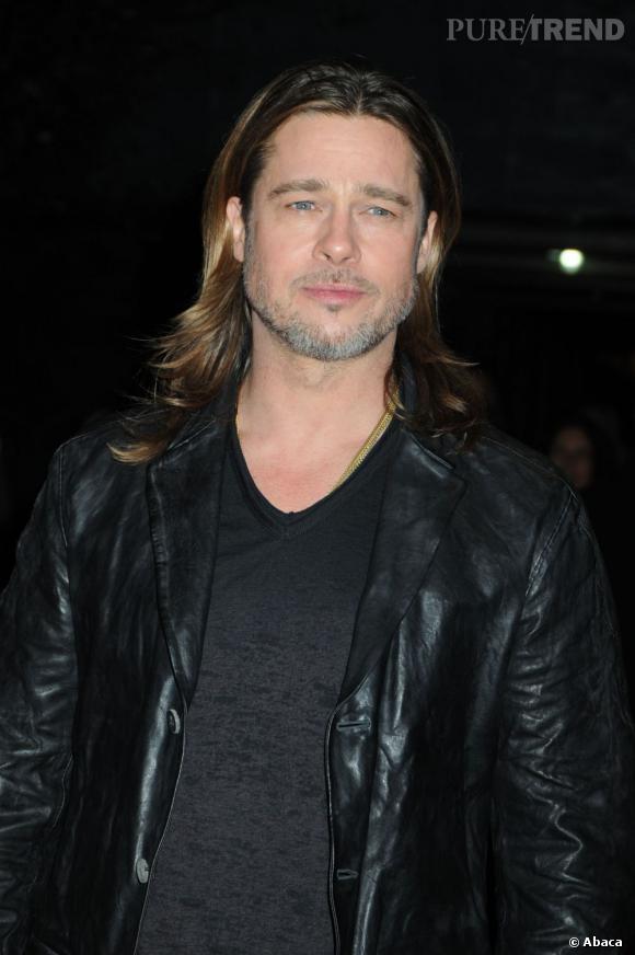 Brad Pitt, accro au Spanx ?