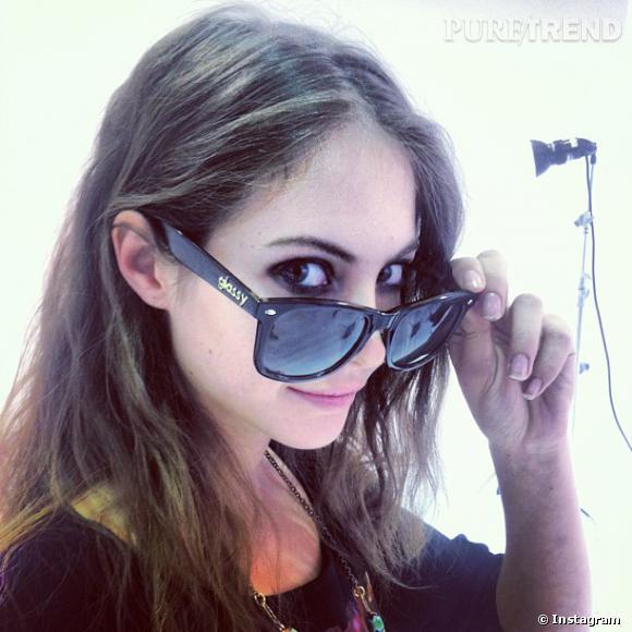 Willa Holland est aussi très active sur Instagram et Twitter !