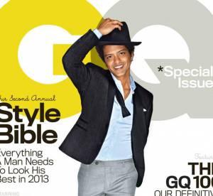 Bruno Mars : sexe, drogues et rock'n'roll pour GQ