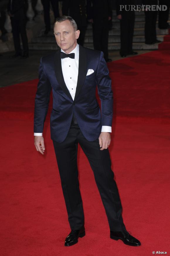 Il faudrait attendre 3 ans pour revoir Daniel Craig incarner James Bond.