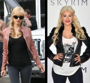 Christina Aguilera, Demi Moore, Lindsay Lohan : le yo-yo apres chaque rupture !
