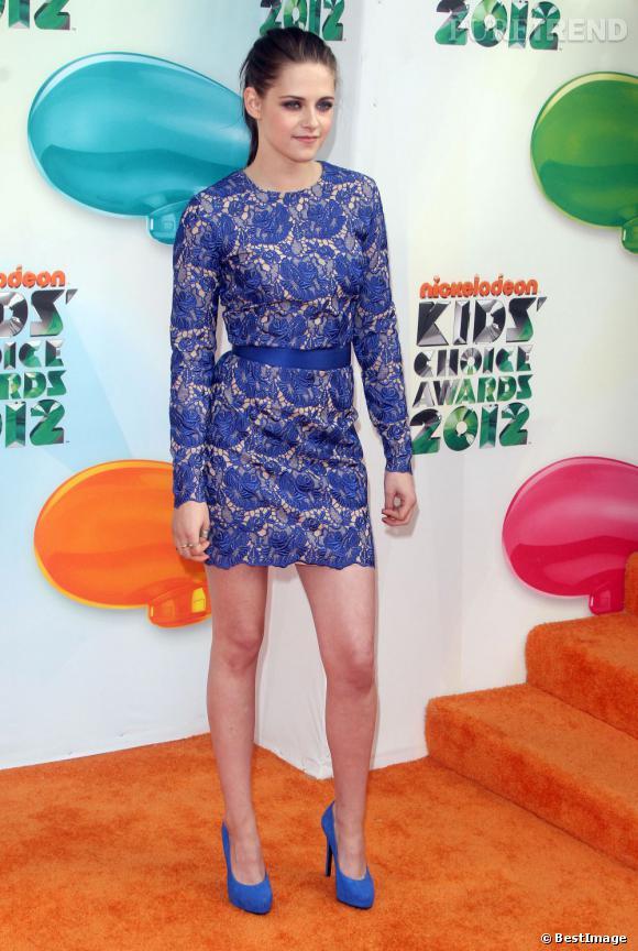 Kristen Stewart aux Kids Choice Awards 2012... Que va-t-elle porter cette année ?