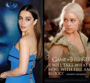 Emilia Clarke, Peter Dinklage, Sophie Turner : qui se cachent derriere les heros de Game of Thrones ?