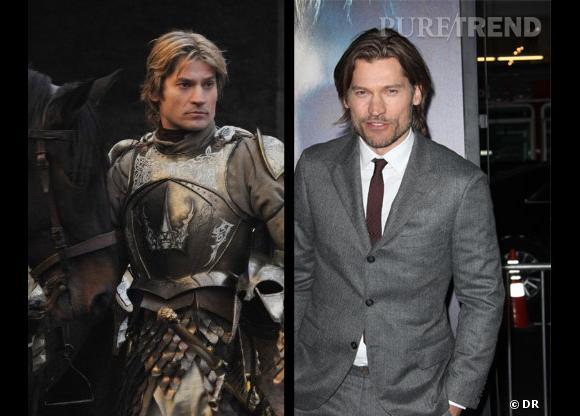 Jamie Lannister, le séduisant chevalier et terrible traître, reste très chic et gentleman sur le tapis rouge. En tout cas, son nom d'acteur est plus compliqué : Nikolaj Coster-Waldau!