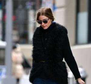 Olivia Palermo, chic, choc et rock... A shopper !