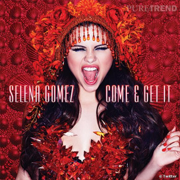 "Selena Gomez dévoile ""Come & Get it"" premier extrait de son nouvel album."
