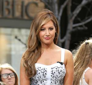Ashley Tisdale VS Stacy Keibler : la robe graphique Rebecca Minkoff