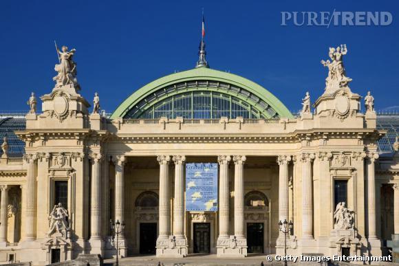 Le Grand Palais à Paris.
