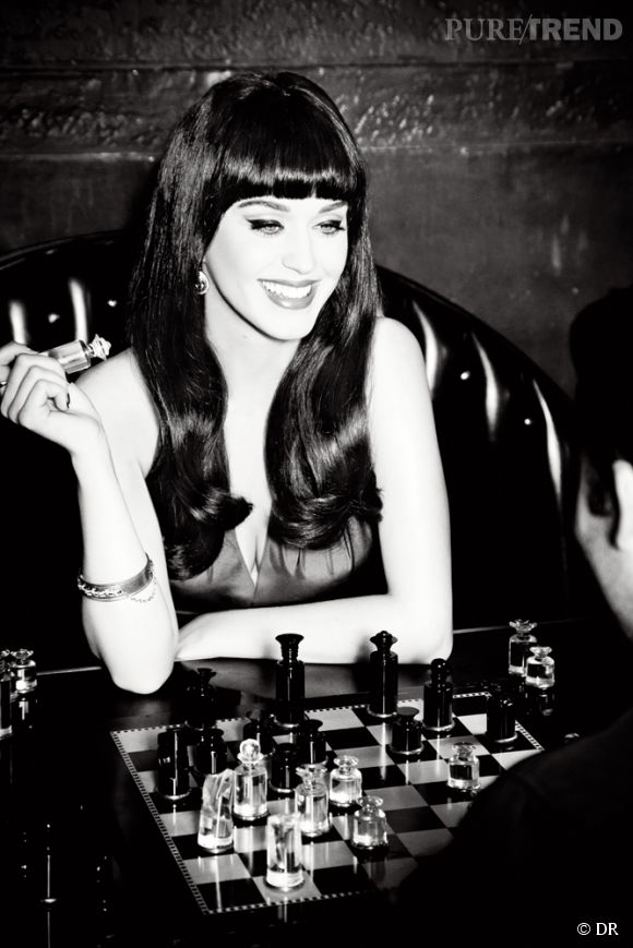 Katy Perry, glamour pour GHD.