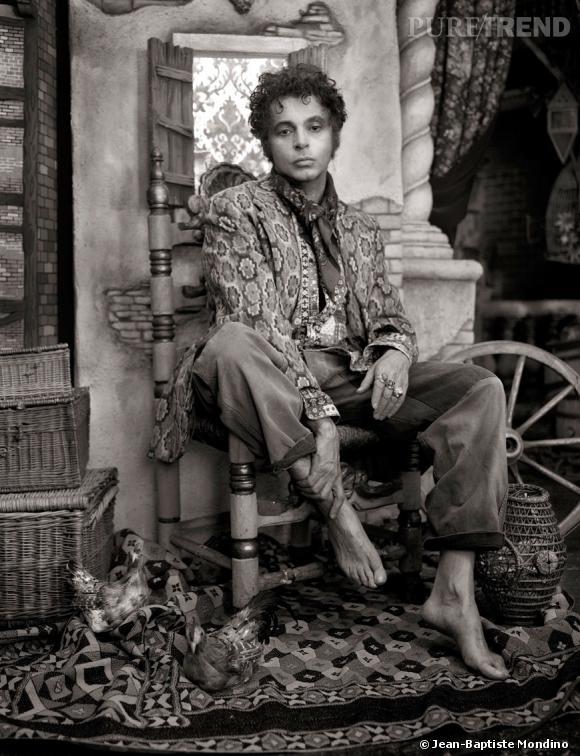 David Rochline par Jean-Baptiste Mondino