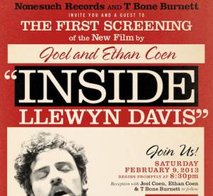 Cannes 2013 : Inside Llewyn Davis, le trailer du film des freres Coen