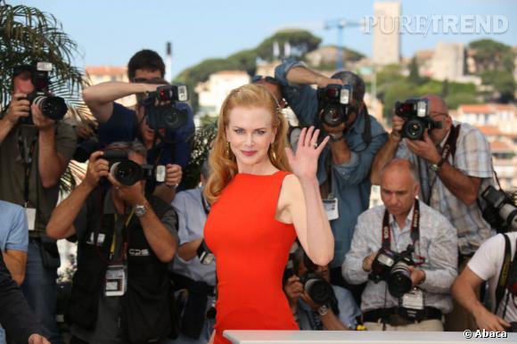 Nicole Kidman sera membre du jury au Festival de Cannes 2013.