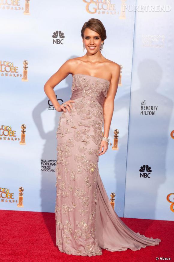 Jessica Alba est un modèle de style et rares sont celles qui n'envient pas son corps.