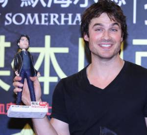 Vampire Diaries : Ian Somerhalder, mimiques et derision en Chine !